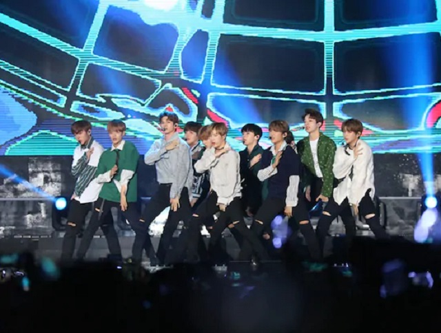 韓流・韓国ドラマ『2018 KOREA MUSIC FESTIVAL』の登場人物の人間関係・相関図・チャート