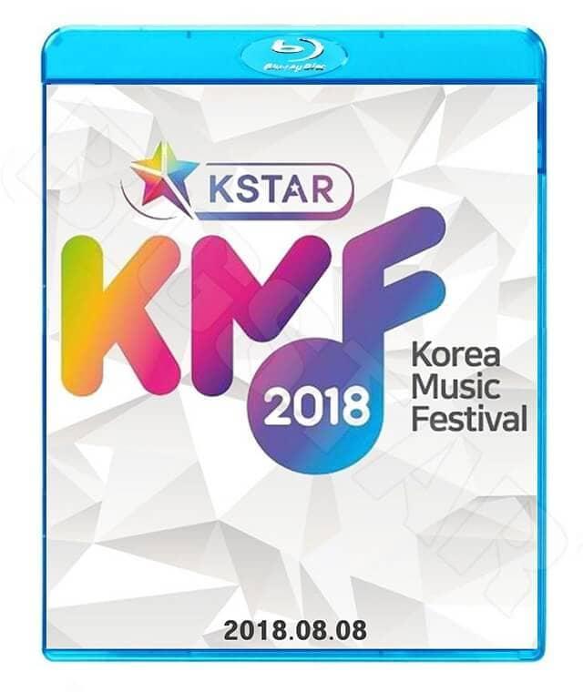 韓流・韓国ドラマ『2018 KOREA MUSIC FESTIVAL』のDVD&ブルーレイ発売情報