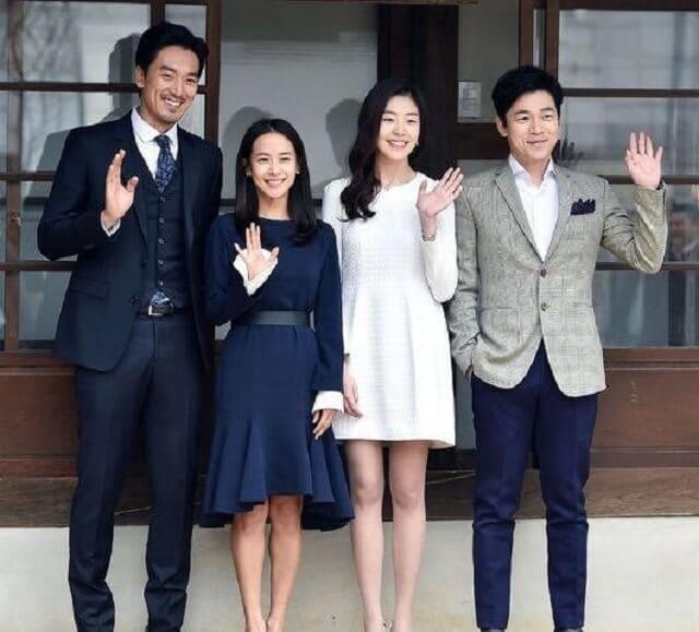 韓流・韓国ドラマ『ベビーシッター』の出演者(キャスト・スタッフ紹介)