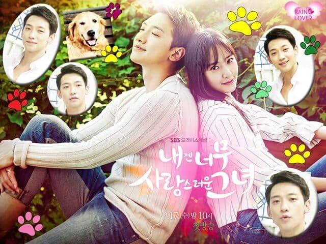 韓流・韓国ドラマ『僕には愛しすぎる彼女』のあらすじ(全話)※ネタバレ有り