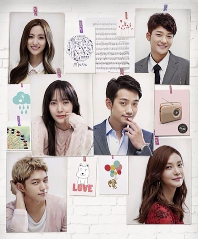 韓流・韓国ドラマ『僕には愛しすぎる彼女 メイキング(SPECIAL MAKING)』の登場人物の人間関係・相関図・チャート