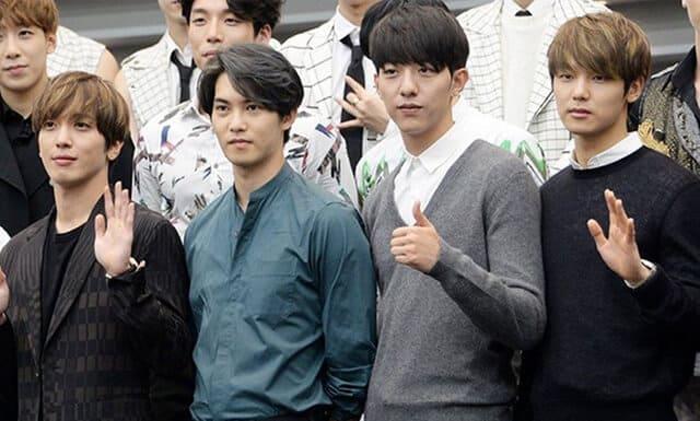 韓流・韓国ドラマ『CNBLUETORY』の登場人物の人間関係・相関図・チャート