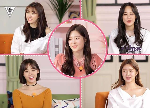 韓流・韓国ドラマ『フォローミー8』の登場人物の人間関係・相関図・チャート