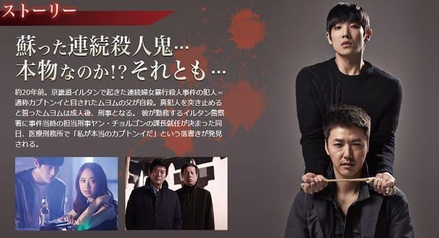 韓流・韓国ドラマ『カプトンイ 真実を追う者たち』の作品概要