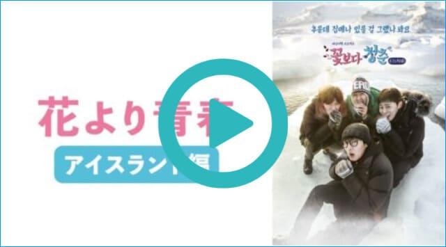 韓流・韓国ドラマ『花より青春(アイスランド編)』を見る