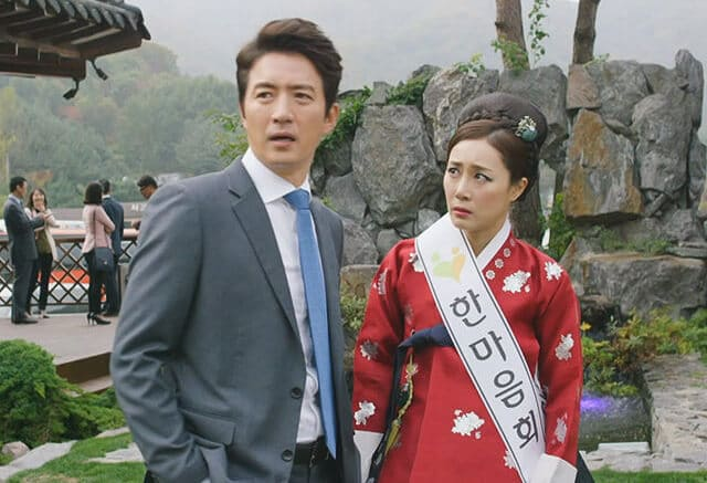 韓流・韓国ドラマ『波瀾万丈嫁バトル』の作品紹介