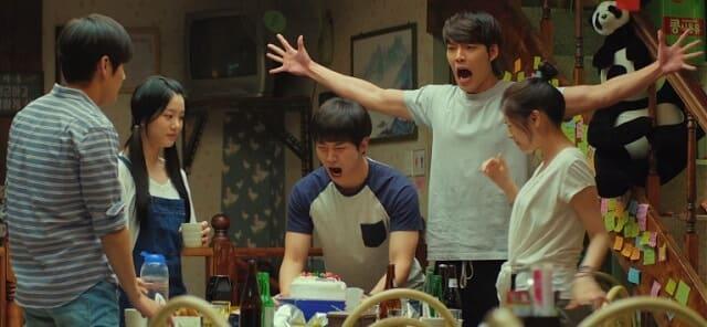 韓流・韓国映画 『二十歳』オリジナルサウンドトラックの作品紹介