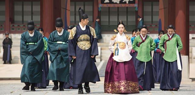 韓流・韓国ドラマ『秘密の扉』の作品紹介
