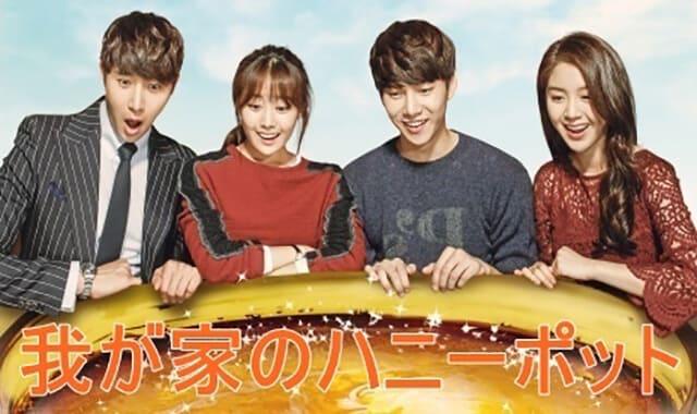 韓流・韓国ドラマ『我が家のハニーポット』の作品概要