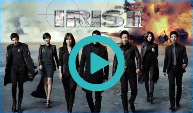 韓流・韓国ドラマ『アイリス2(IRIS2)ラスト・ジェネレーション』を見る