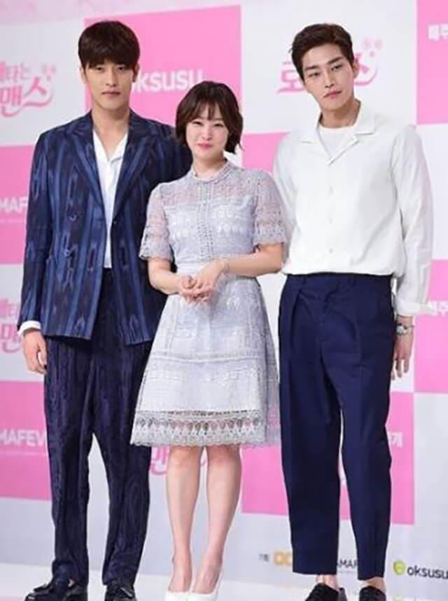 韓流・韓国ドラマ『じれったいロマンス』の出演者(キャスト・スタッフ紹介)