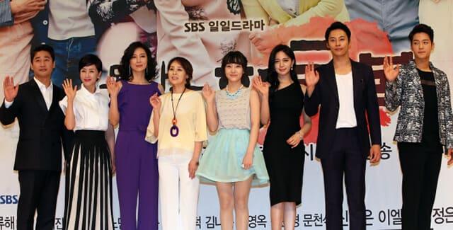 韓流・韓国ドラマ『帰ってきたファン・グムボク』の出演者(キャスト・スタッフ紹介)