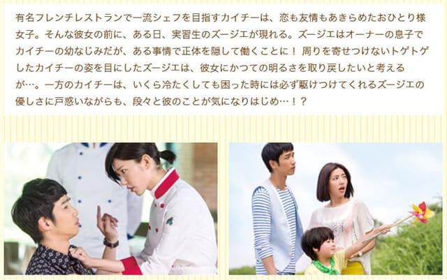韓流・韓国ドラマ『恋する、おひとり様』の作品概要