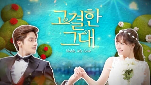 韓流・韓国ドラマ『高潔な君』の作品概要