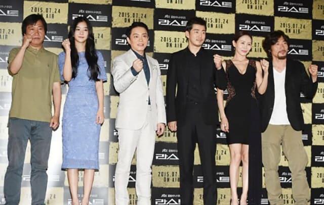韓流・韓国ドラマ『ラスト・ゲーム~最後に笑うのは誰だ?!』の出演者(キャスト・スタッフ紹介)