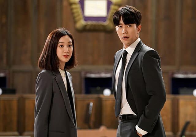 韓流・韓国ドラマ『魔女の法廷魔女の法廷』の作品紹介