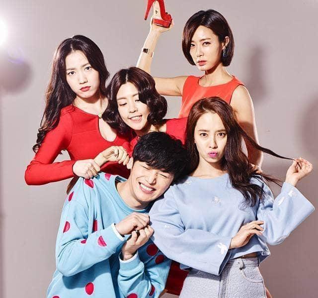 韓流・韓国ドラマ『元カノクラブ』のOST(オリジナルサウンドトラック・主題歌)
