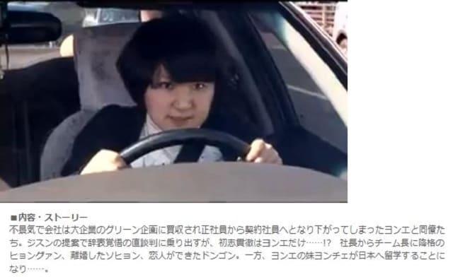 韓流・韓国ドラマ『生意気なヨンエさん シーズン5』の作品概要