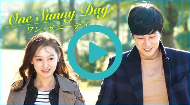 韓国ドラマ『ワン・サニーデイ~One Sunny Day~』を見る