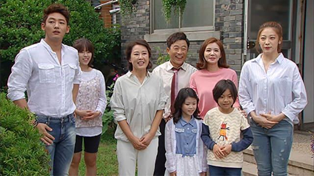 韓流・韓国ドラマ『我が家のロマンス』の作品紹介