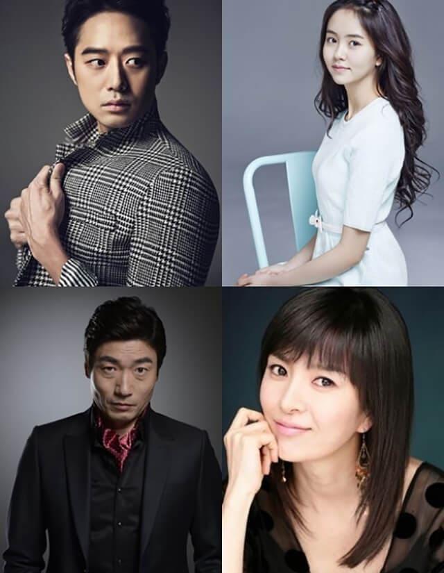 韓流・韓国ドラマ『リセット』の登場人物の人間関係・相関図・チャート