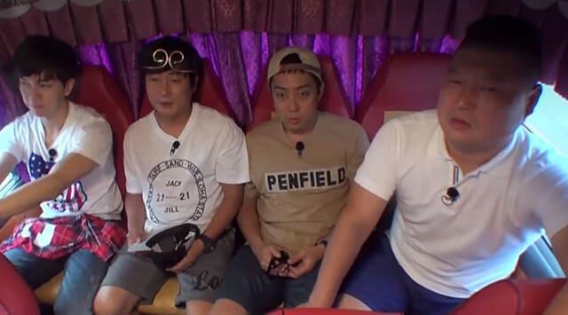 韓流・韓国ドラマ『新西遊記』の登場人物の人間関係・相関図・チャート
