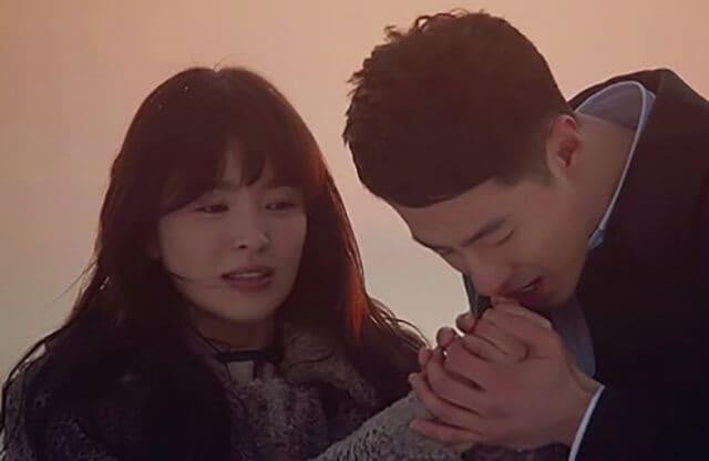 韓流・韓国ドラマ『その冬、風が吹く』の作品紹介