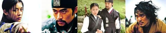 韓流・韓国ドラマ『チェオクの剣』の出演者(キャスト・スタッフ紹介)