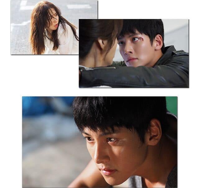 韓国ドラマ『THE K2~キミだけを守りたい~』のキャスト