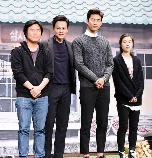 韓流・韓国ドラマ『三食ごはん』の作品紹介