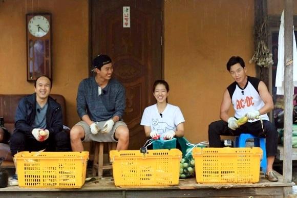 韓流・韓国ドラマ『三食ごはん』の登場人物の人間関係・相関図・チャート