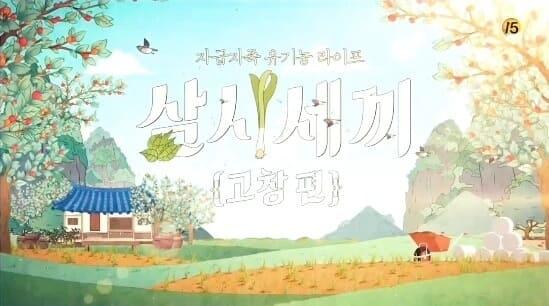 韓流・韓国ドラマ『三食ごはん コチャン編』の作品紹介