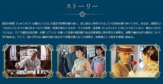 韓流・韓国ドラマ『月に咲く花の如く』の作品概要