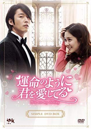 韓流・韓国ドラマ『運命のように君を愛してる』のあらすじ(全話)※ネタバレ有り