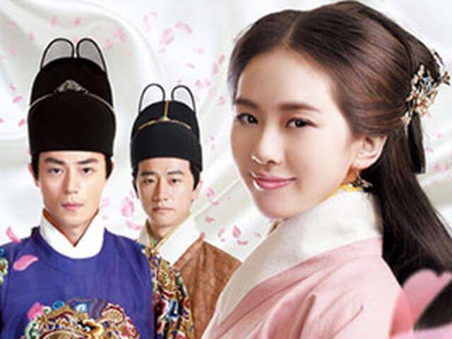 韓流・韓国ドラマ『私が大王!?愛しいあなたは我が家臣』の登場人物の人間関係・相関図・チャート