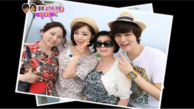 韓流・韓国ドラマ『私たち結婚しました3 イ・ジャンウ&ウンジョン編』の登場人物の人間関係・相関図・チャート