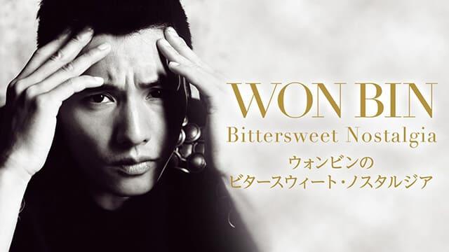 韓流・韓国ドラマ『ウォンビンのビタースウィート・ノスタルジア』を見る