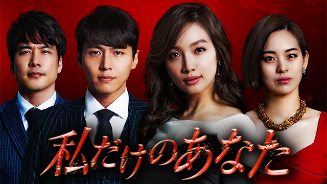 韓流・韓国ドラマ『私だけのあなた』を見る