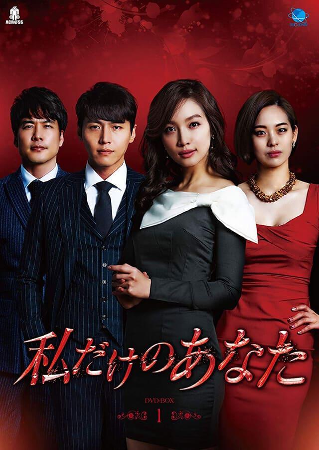 韓流・韓国ドラマ『私だけのあなた』のDVD&ブルーレイ発売情報