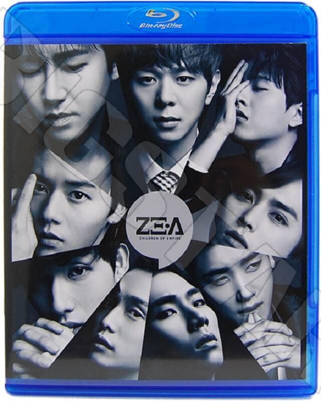 韓流・韓国ドラマ『ZE:A リターンズ』のDVD&ブルーレイ発売情報
